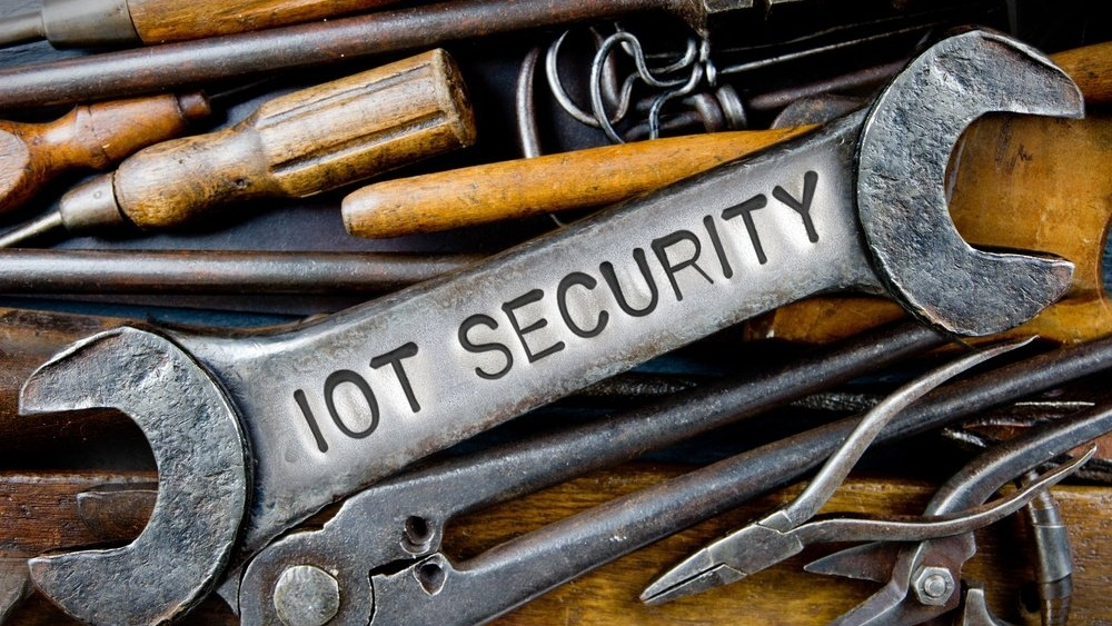 Security for industrial IoT